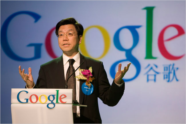 Google Kai-Fu Lee