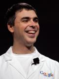Larry Page trouwen